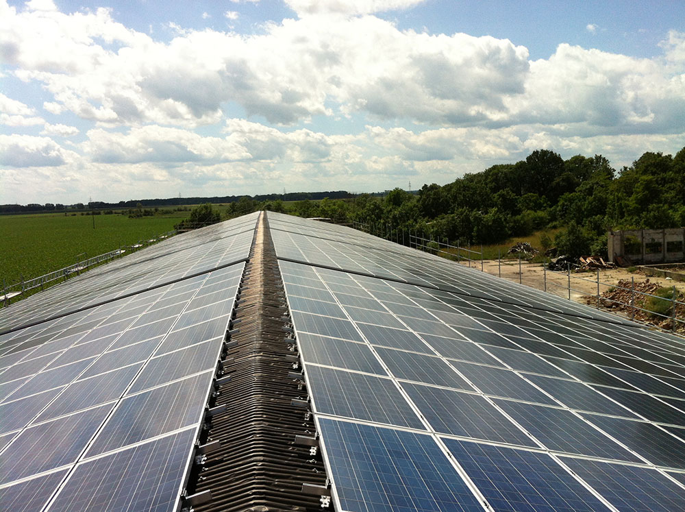 Osternienburg Photovoltaik